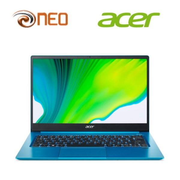 Acer Swift 3 SF314-59-73UN (Blue) with LATEST 11th gen Intel i7-1165G7 processor