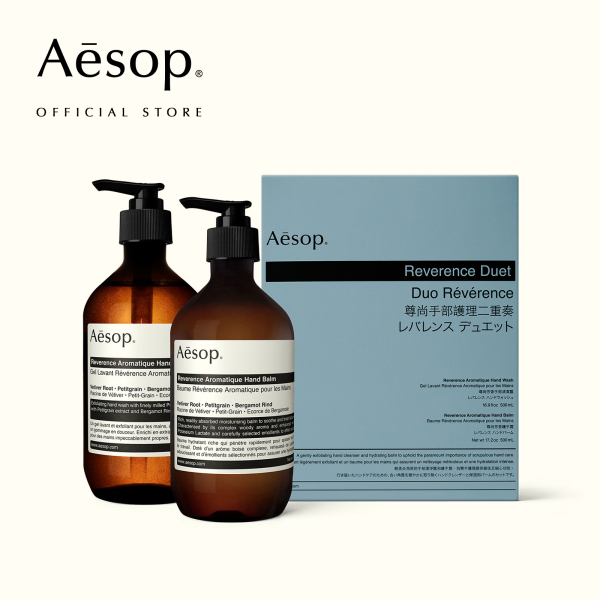 Buy Aesop Reverence Duet 2x500mL Singapore