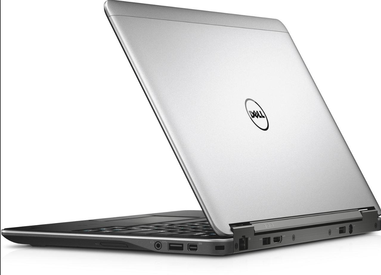 Refurbished Laptop Dell Latitude E7240 / Intel Core i5-4th Gen / 8GB RAM / 256GB SSD / Windows 10 / One Month Warranty