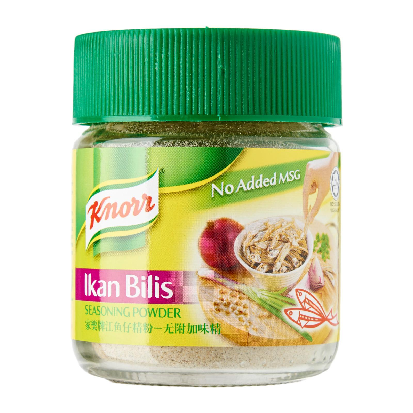 Knorr No Added MSG Ikan Bilis Seasoning Powder
