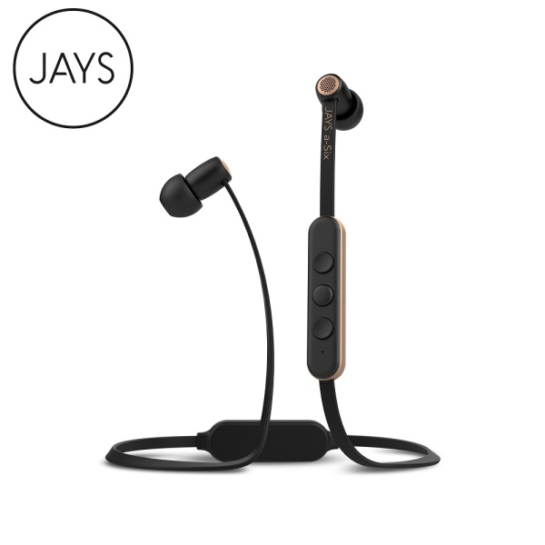 Jays a-Six Wireless Bluetooth Earpiece Headset Headphone with Mic Singapore