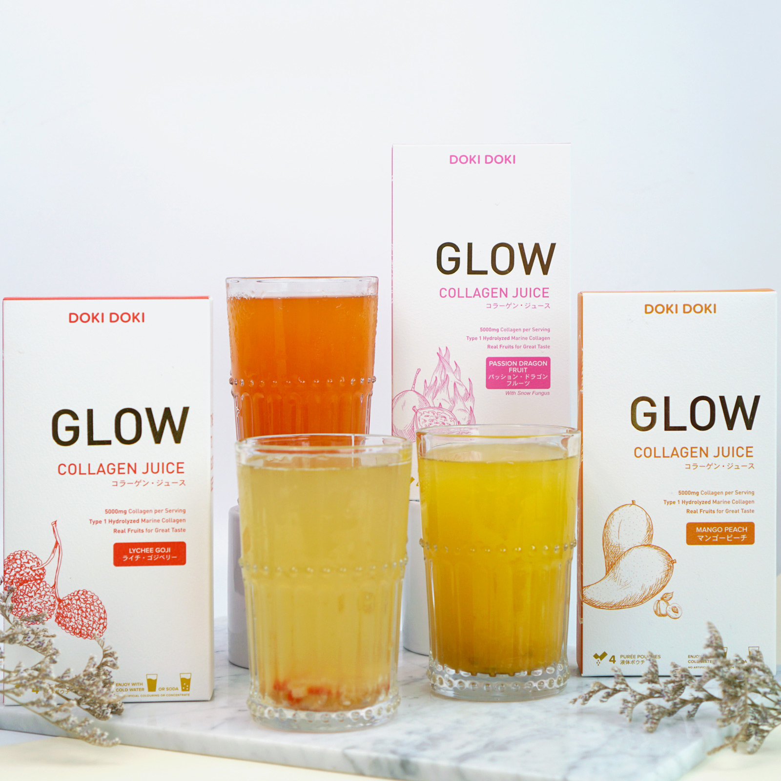 Buy GLOW Collagen Juice Bundle Singapore