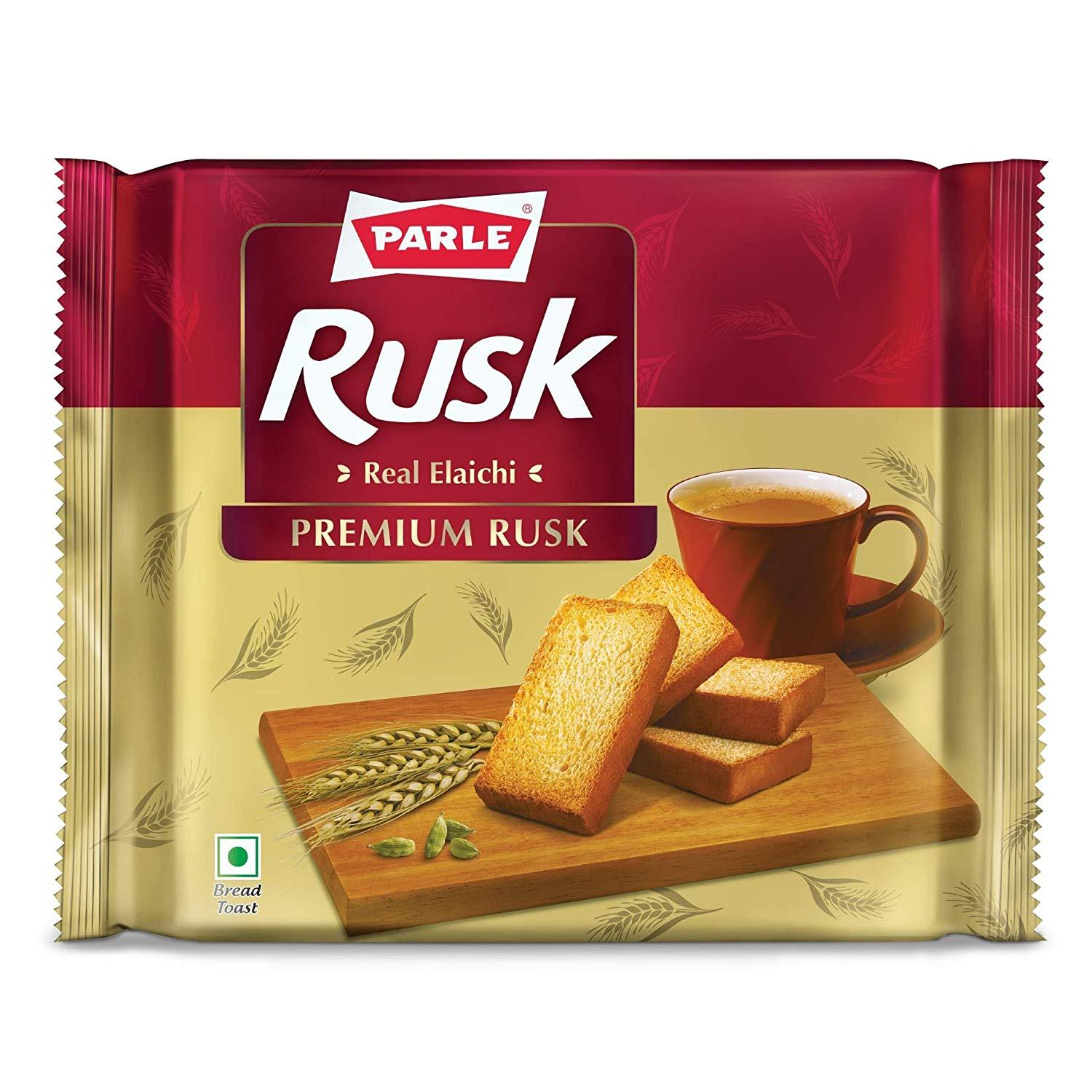 Parle Rusk - 3 X 300g (charges Includes Shipping Fee) By Best Buy Mini Mart.