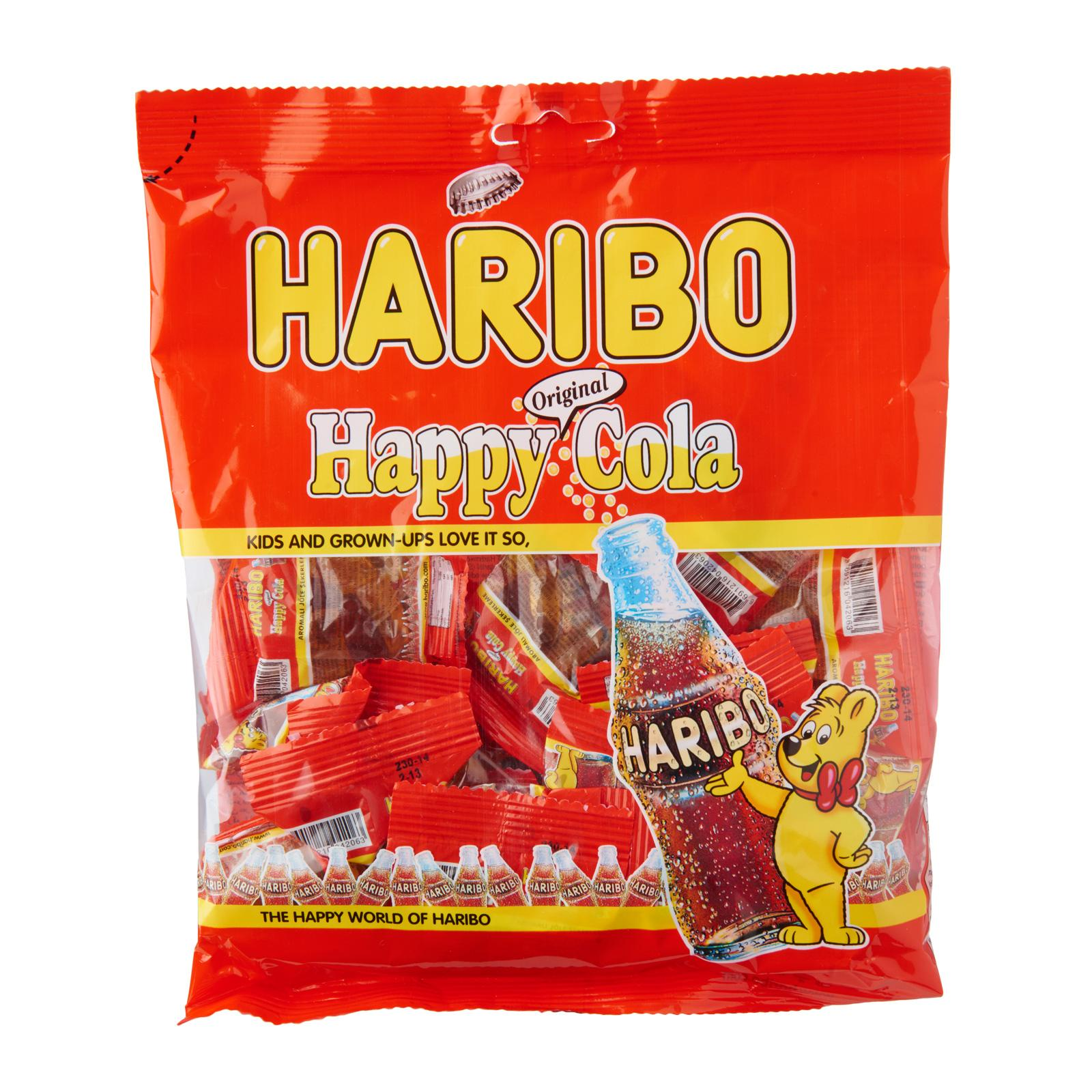 Haribo Happy Cola Gummy Candy Multipack