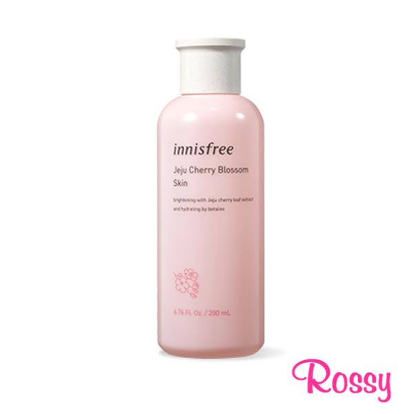 Buy Innisfree Jeju Cherry Blossom Skin 200ml Singapore