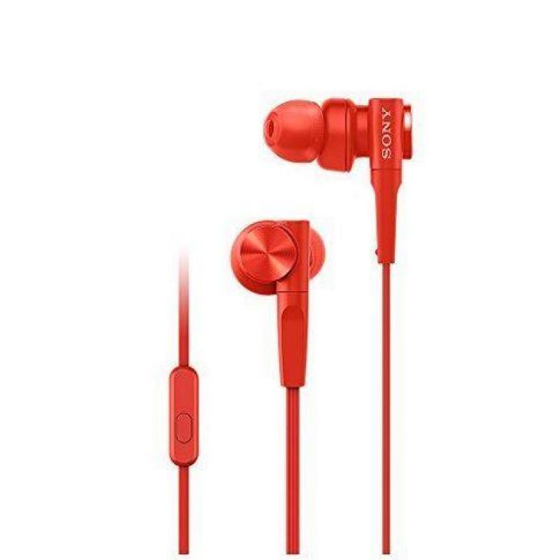 Sony MDR-XB55AP In-Ear Earphones Extra Bass Headphones Headset with Mic 3.5mm Singapore