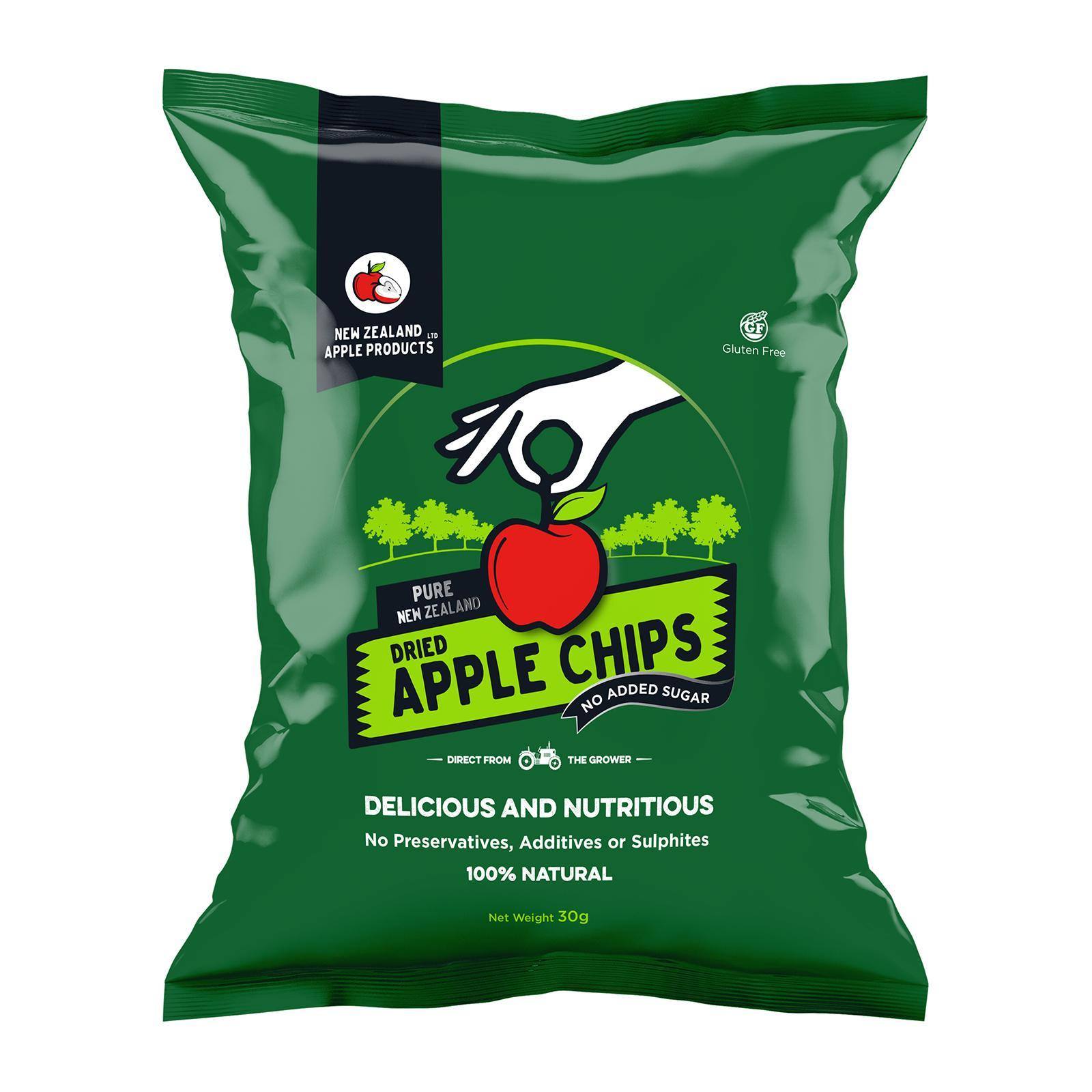 New Zealand Apple Products Apple Chips