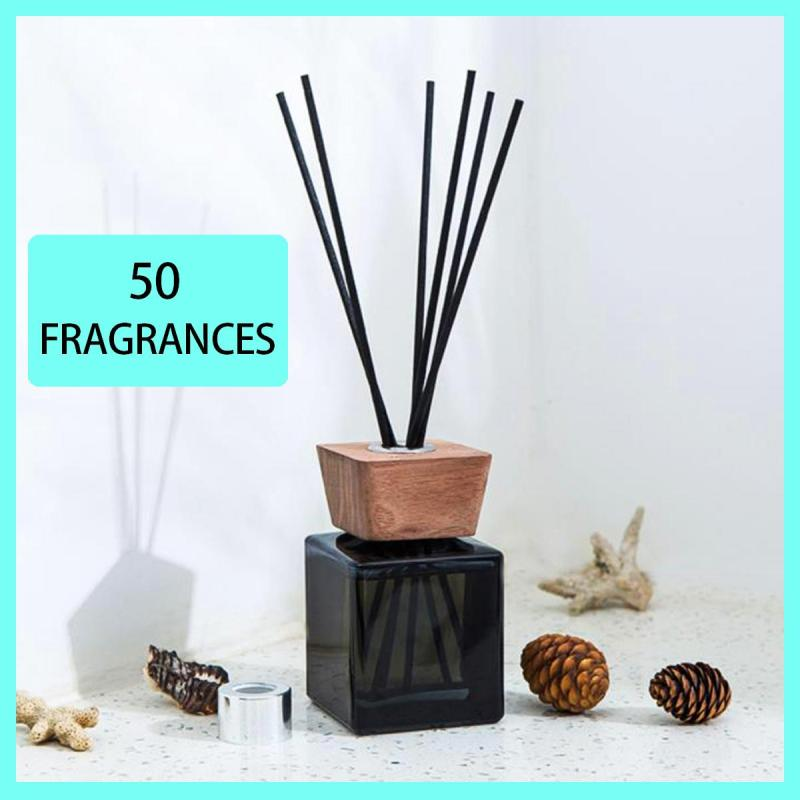 Buy ♥Long-Lasting Fragrances♥Glass Reed Diffuser. Aroma Diffuser / Air Purifier / Home Air Freshener. Gifts. (Type R6) Singapore