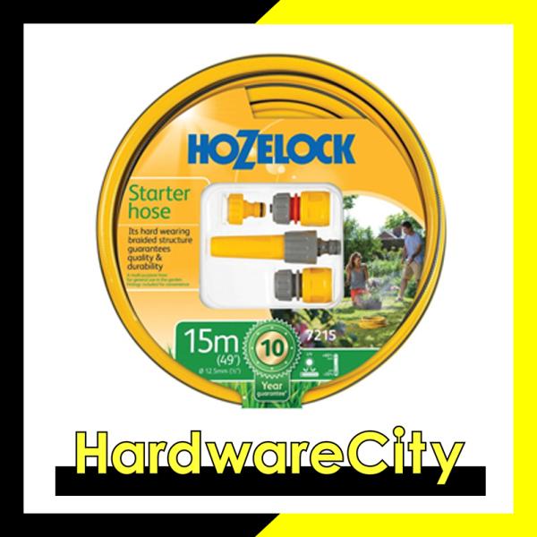 Hozelock Maxi-Plus Yellow Starter Set  [7215/7230]