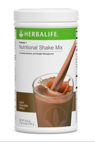 Buy Herbalife F1 / Formula 1 Dutch Chocolate Flavour [SG Ready Stock] Singapore