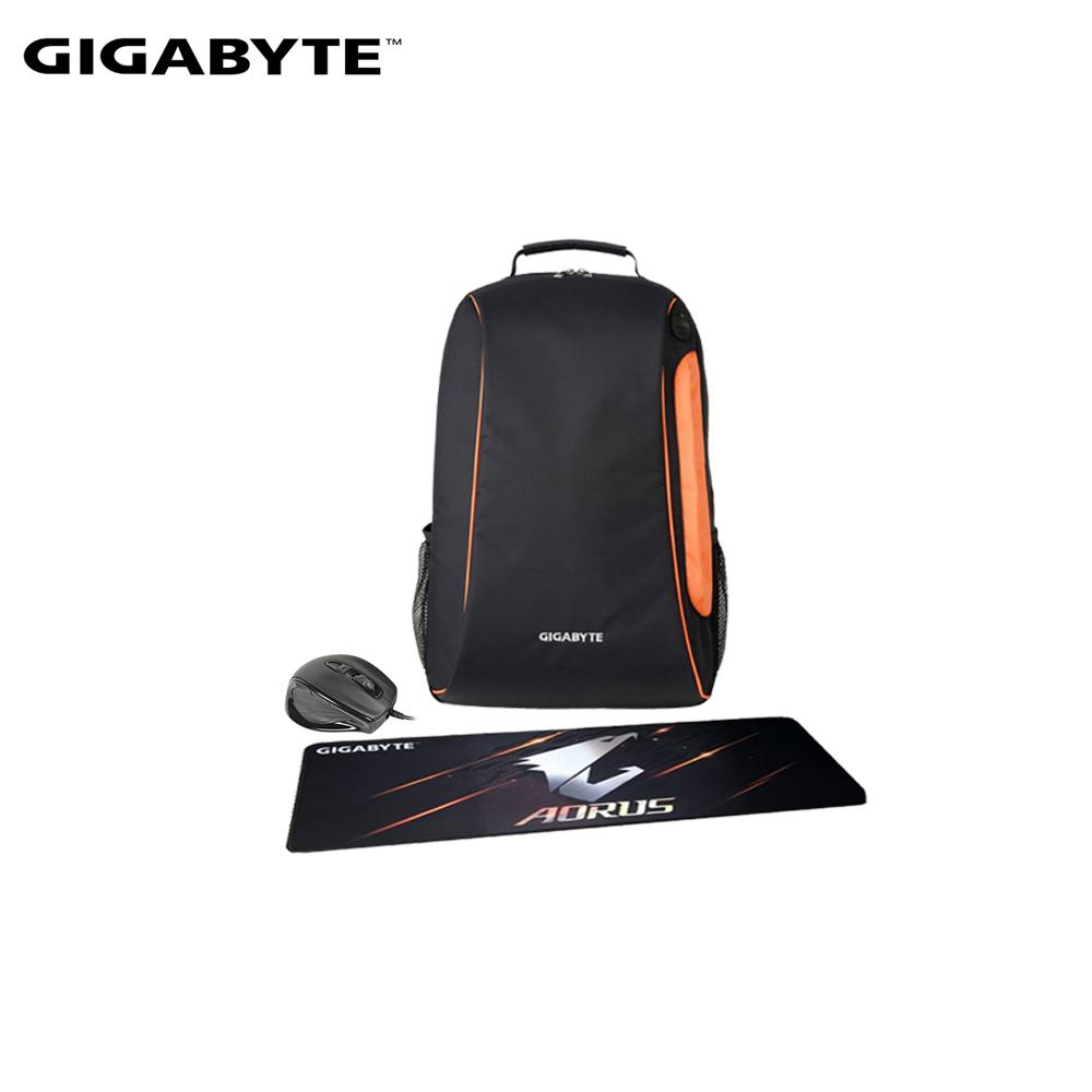 Gigabyte 3-in-1 accessories bundle for AORUS15-W9/X9