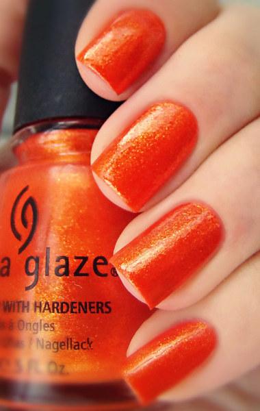 Buy China Glaze Orange Marmalade 713 Singapore