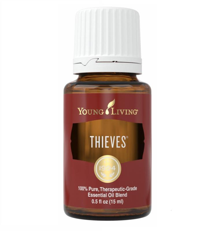 Buy Young Living Thieves Essential Oil 15ml Singapore