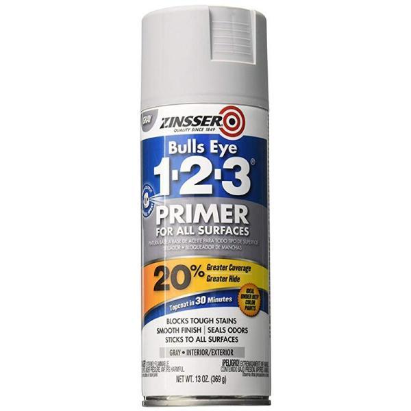 Zinsser Bulls Eye 123 Spray 13oz