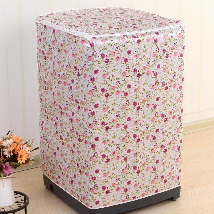 Haier Midea Littleswan Waterproof Sun-Resistant Fully Automatic Roller Top Loading Washing Machine Universal Washing Machine Cover.