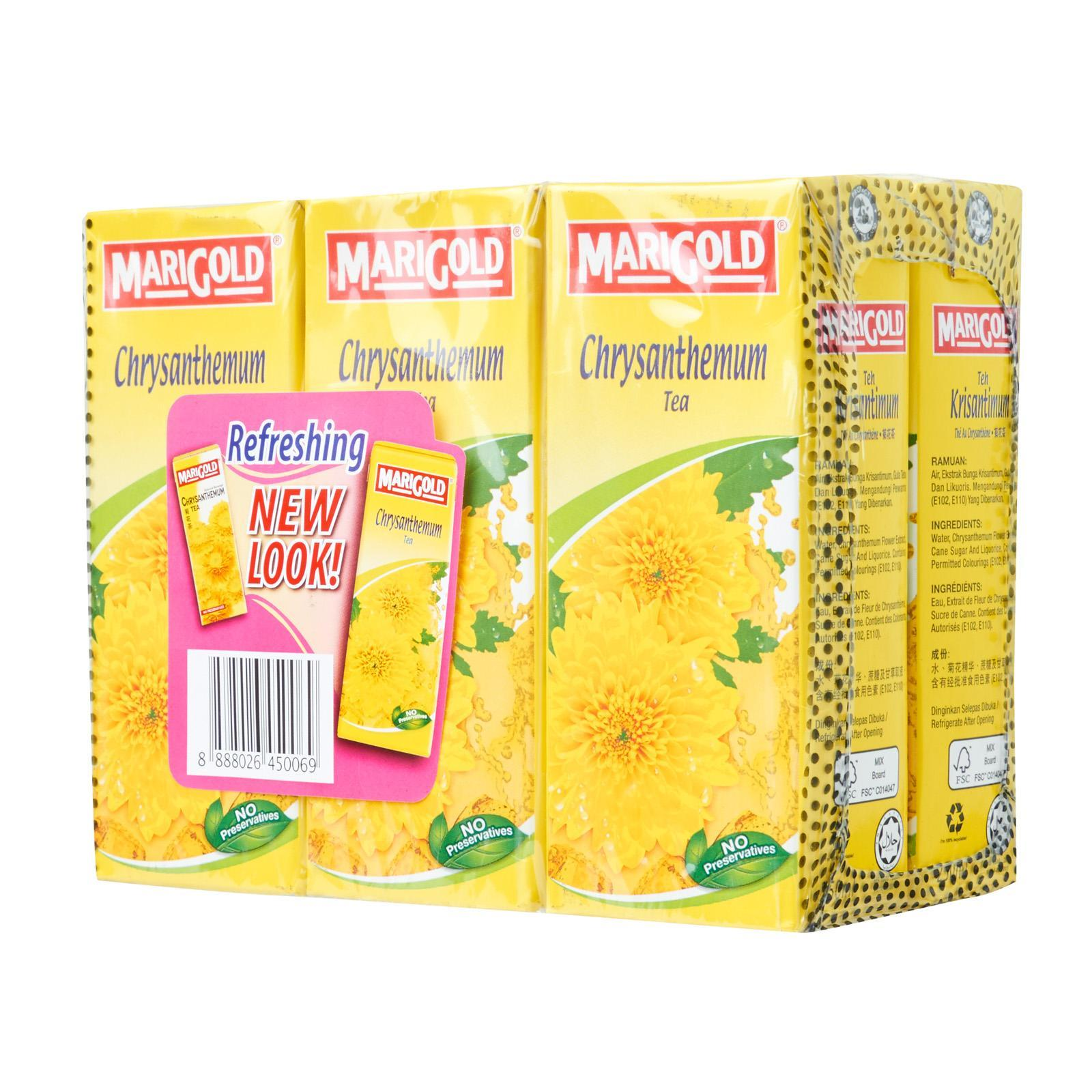 MARIGOLD Chrysanthemum Tea
