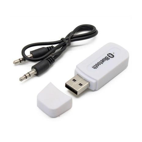 USB Audio Bluetooth Receiver Audio Aux 3.5mm Speakers