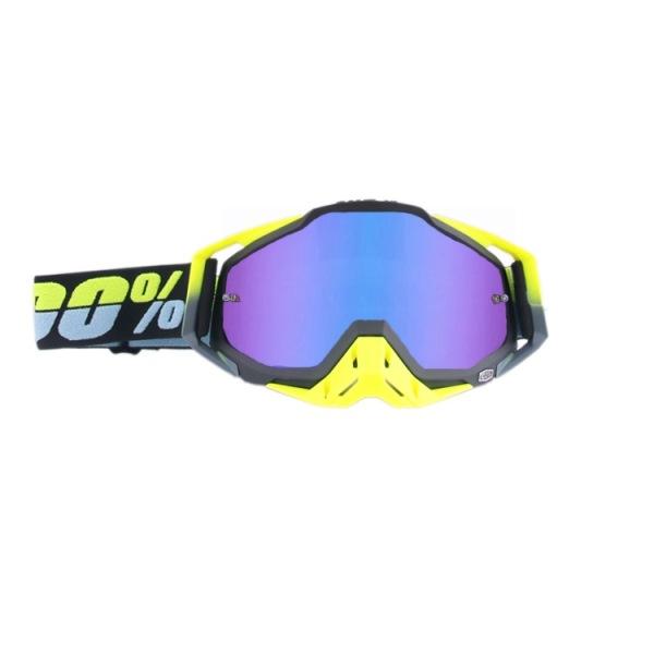 Giá bán Motorcycle Helmets Goggles Off Road Dirt Bike Ski Sport Glasses Mask Moto Glasses Sets