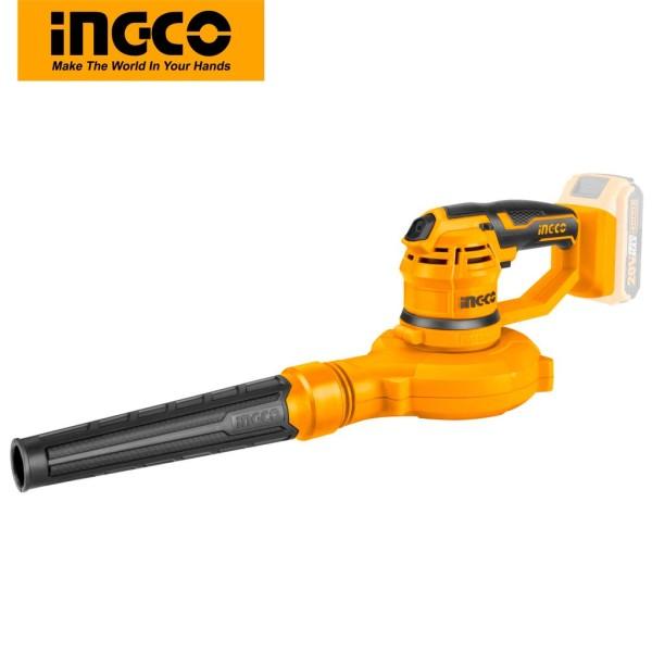INGCO I-CACLI2001 LITIUM-ION AUTO AIR COMPRESSOR 20V 150PSI/10BAR