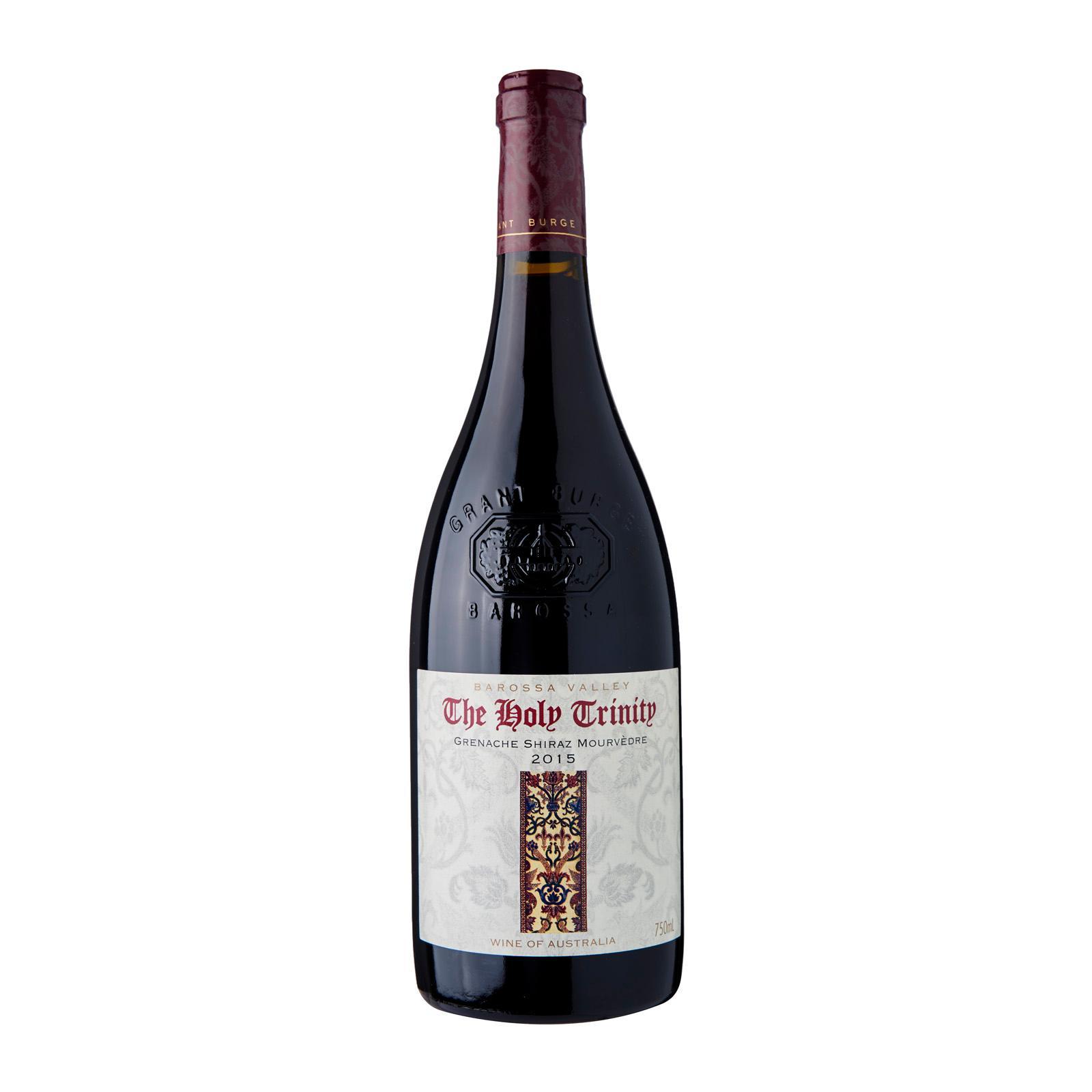 Grant Burge Wines of Distinction The Holy Trinity Grenache Shiraz Mourvedre