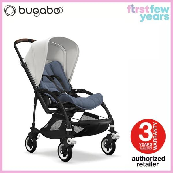 Bugaboo Bee 5 (Black Chassis, Style Set, Canopy) Singapore