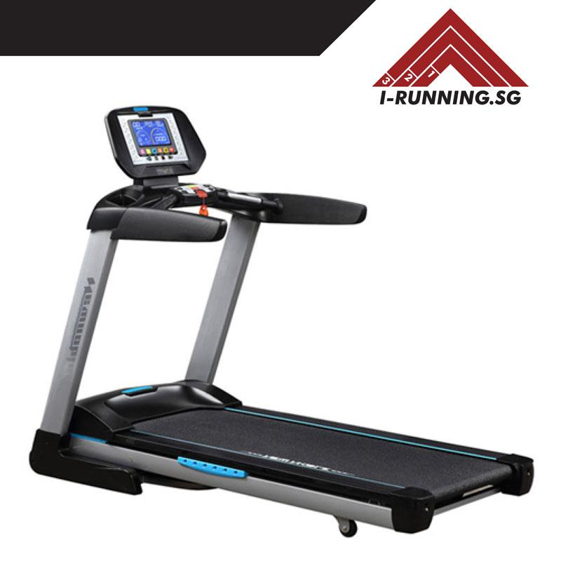 TM1088 Foldable Motorized Exercise Treadmill