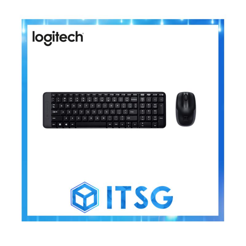 Logitech MK220 Wireless Compact Combo (Local 3 Yr Warranty) Singapore