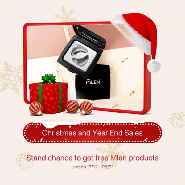 Buy Xmas & Year End Sales 17/12-05/01🔥MLEN Magnetic Eyelashes 🔥AUTHENTIC🔥SG Seller 🇸🇬🔥 Singapore