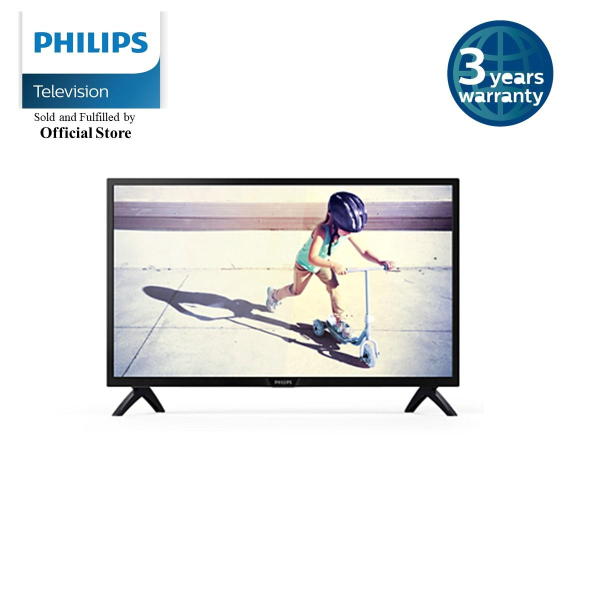 Philips Slim Led Tv 32pht4002/98 By Philips Audio Visual