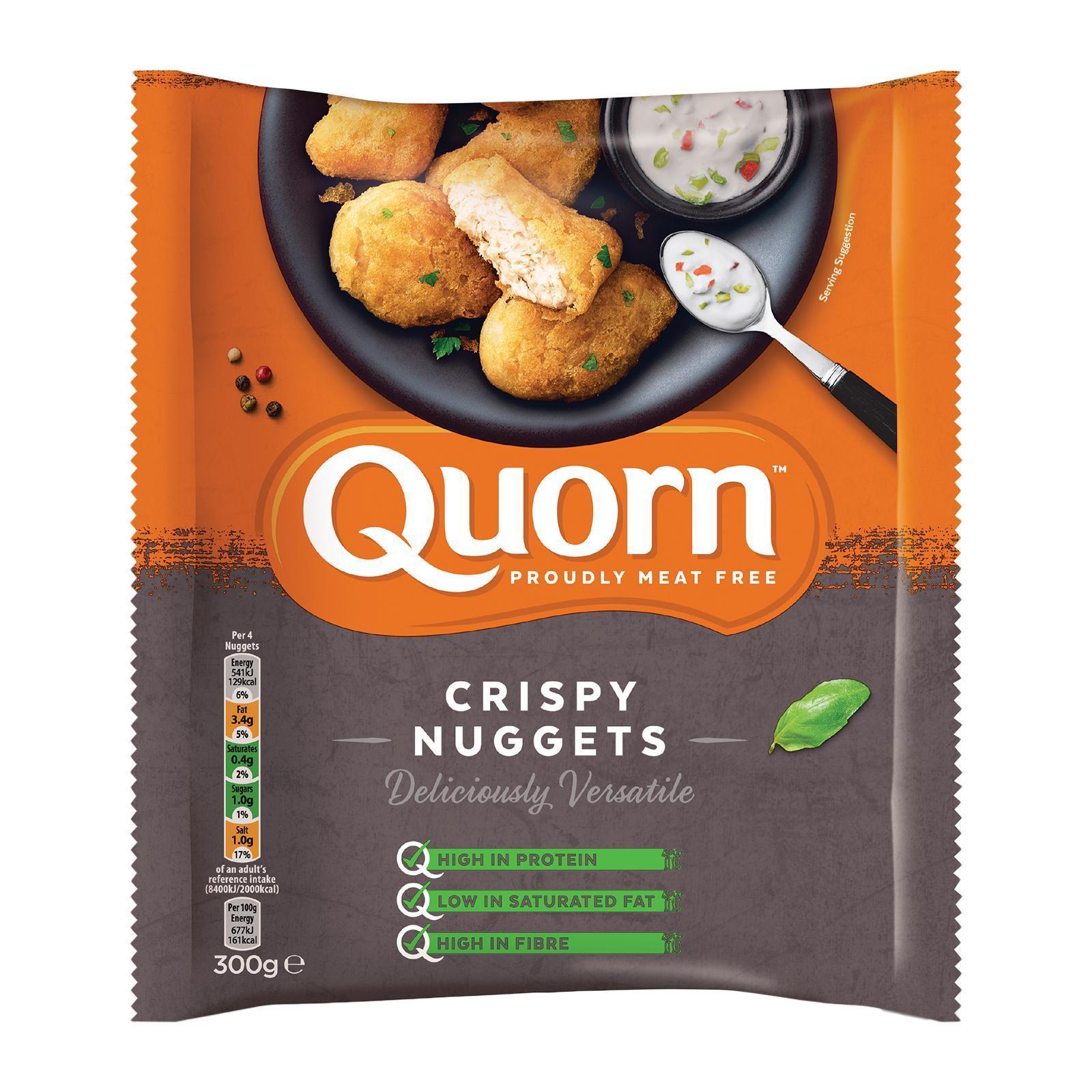 Quorn Crispy Nuggets - Frozen