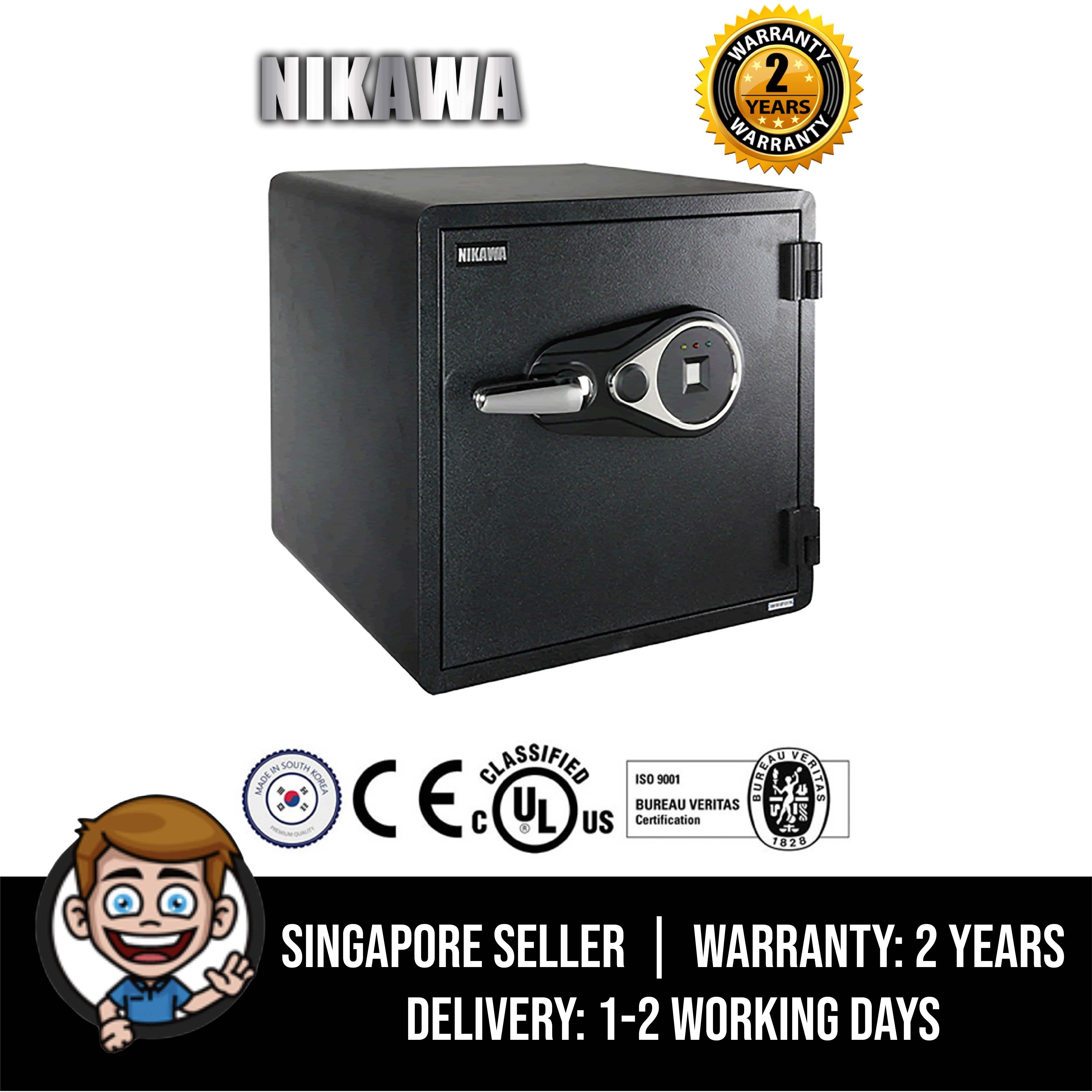 Nikawa SWF Fingerprint Safe 1818F