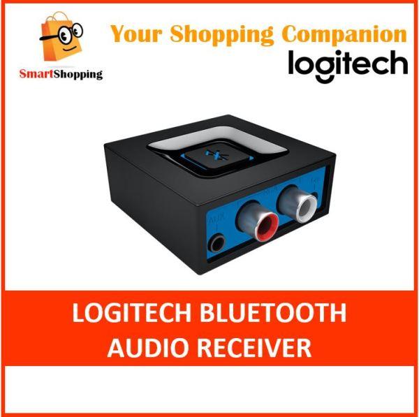 Logitech Bluetooth Audio Adapter Speakers 980-000915 AC Adapter Powered 1 Year SG Warranty Singapore