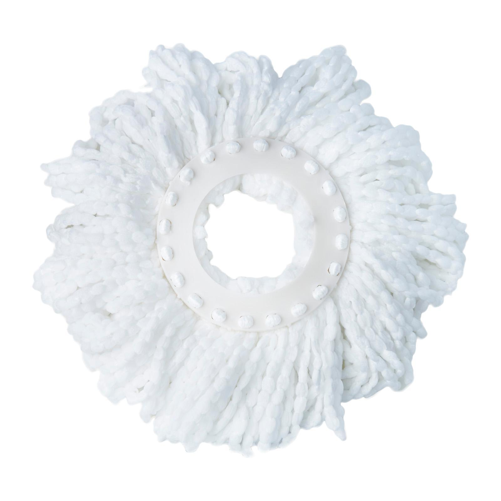 Sunki Spin Mop Microfiber Head Refill