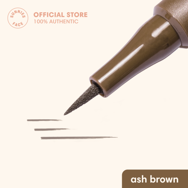 Buy Sunnies Face Lifebrow Micromarker [Stay-all-day Liquid Brow Pen] Singapore