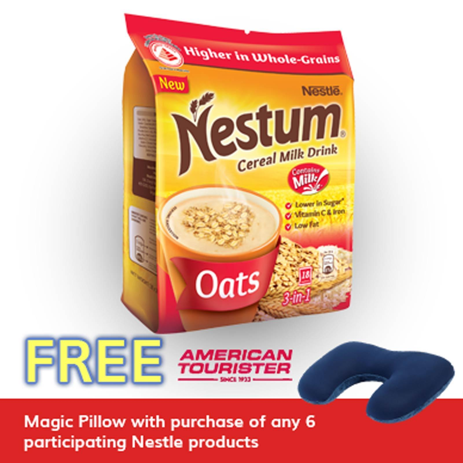 Nestum 3 In 1 Cereal Drink Oats By Redmart.