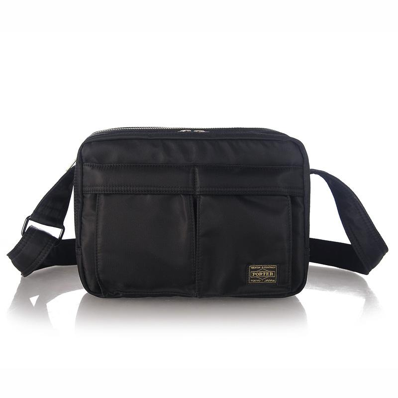 High Quality Porter Japan Yoshida YKK Zipper Nylon Shoulder Bag Men And Women Leisure Messenger Bag Shoulder Bag