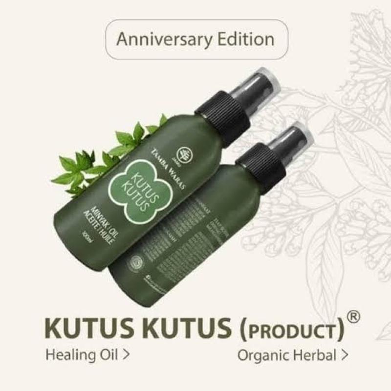 Buy Kutus Kutus Oil Special Edition Singapore