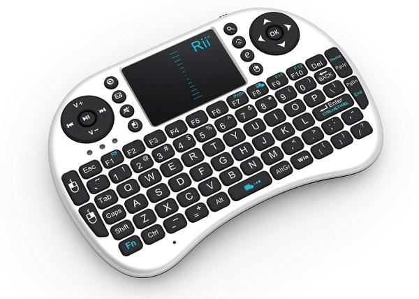 Singapore 2.4G Mini i8 Wireless Keyboard with Touchpad for PC Pad Google Andriod TV Box Xbox360 PS4 Free Delivery