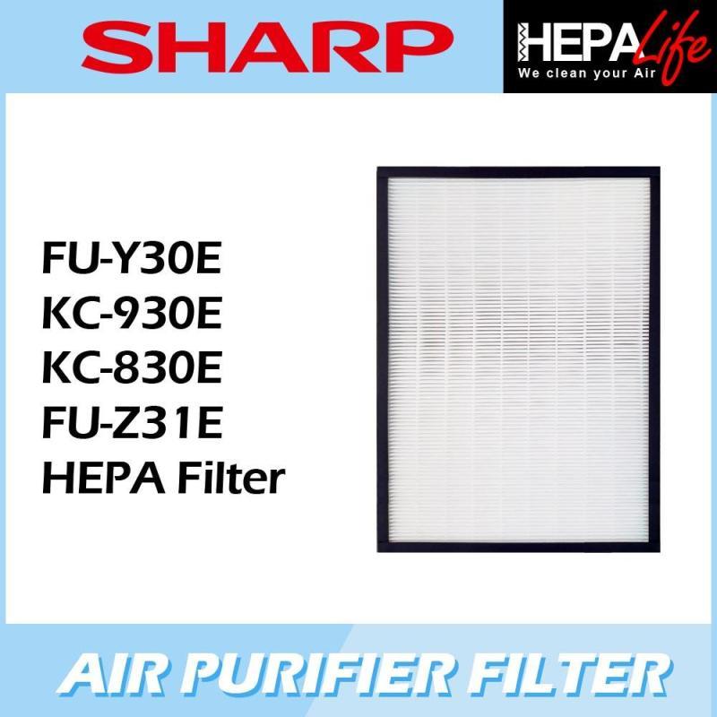 SHARP FU-Y30E KC-930E KC-830E FU-Z31E Compatible Hepa Filter - Hepalife Singapore