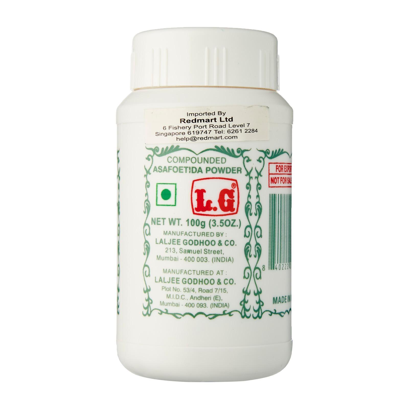 LG Hing Powder