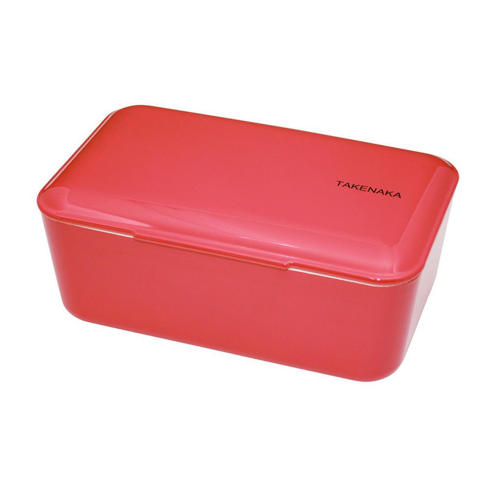 TAKENAKA Expanded Bento Lunch Box - Rose