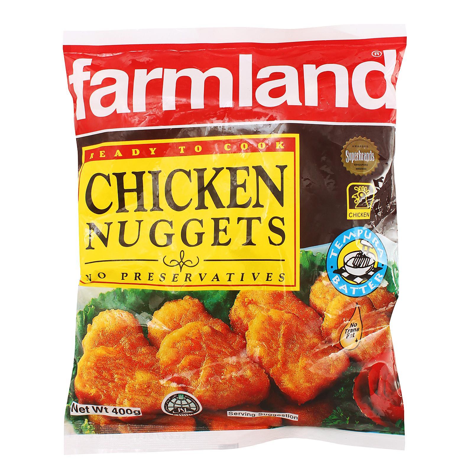 Farmland Original Chicken Nuggets - Frozen