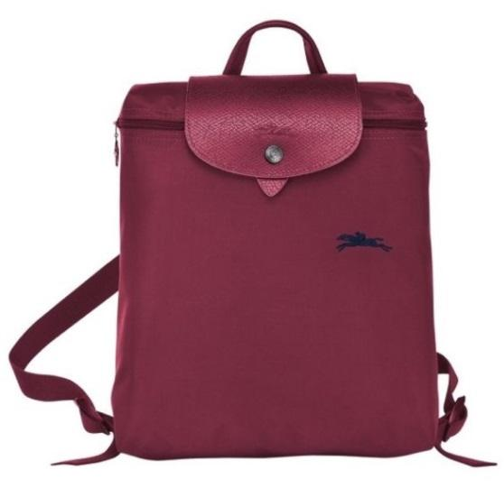 100% AUTHENTIC LONGCHAMP LE PLIAGE Club Series Collection 1699 Backpack -  Made in France 53d5003375add