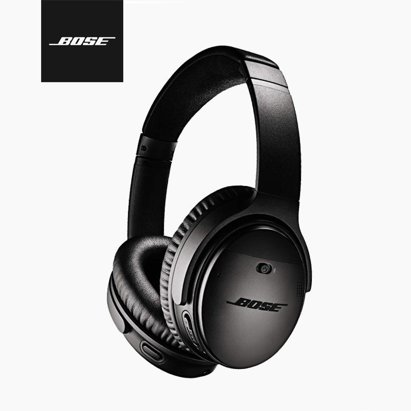 Bose Quietcomfort 35 Wireless Headphones Ii, Noise-Cancelling (หูฟังโบส ไร้สาย ตัดเสียงรบกวน แบบครอบหู).