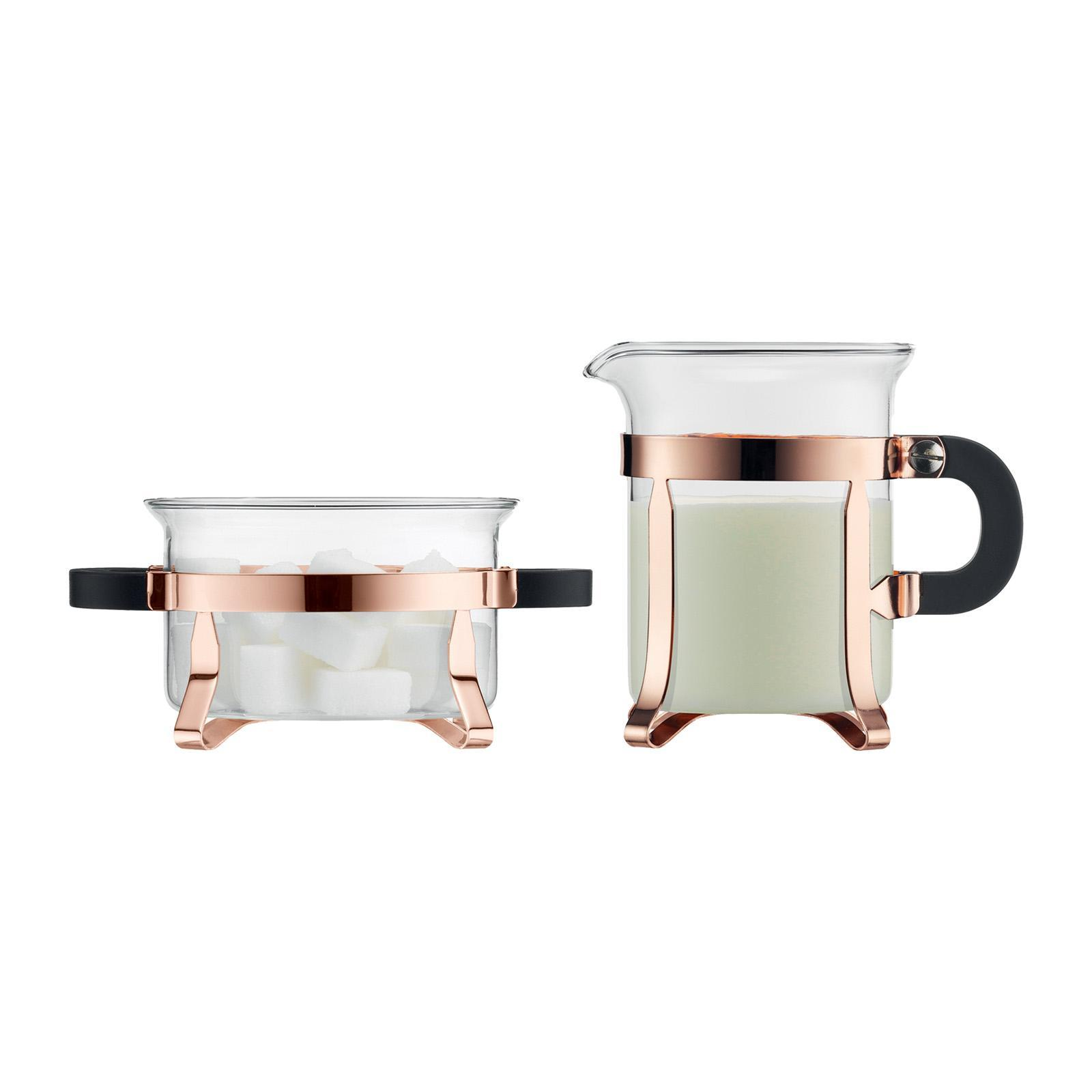 Bodum Chambord Sugar And Creamer Set