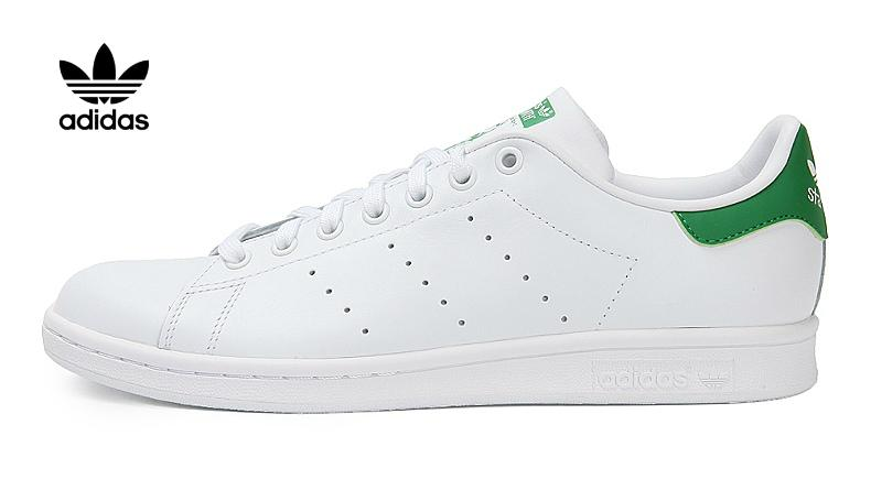 70081cc926 Adidas *#smith/Originals/ Unisex Street Low Top Canvas Shoes For Mens And