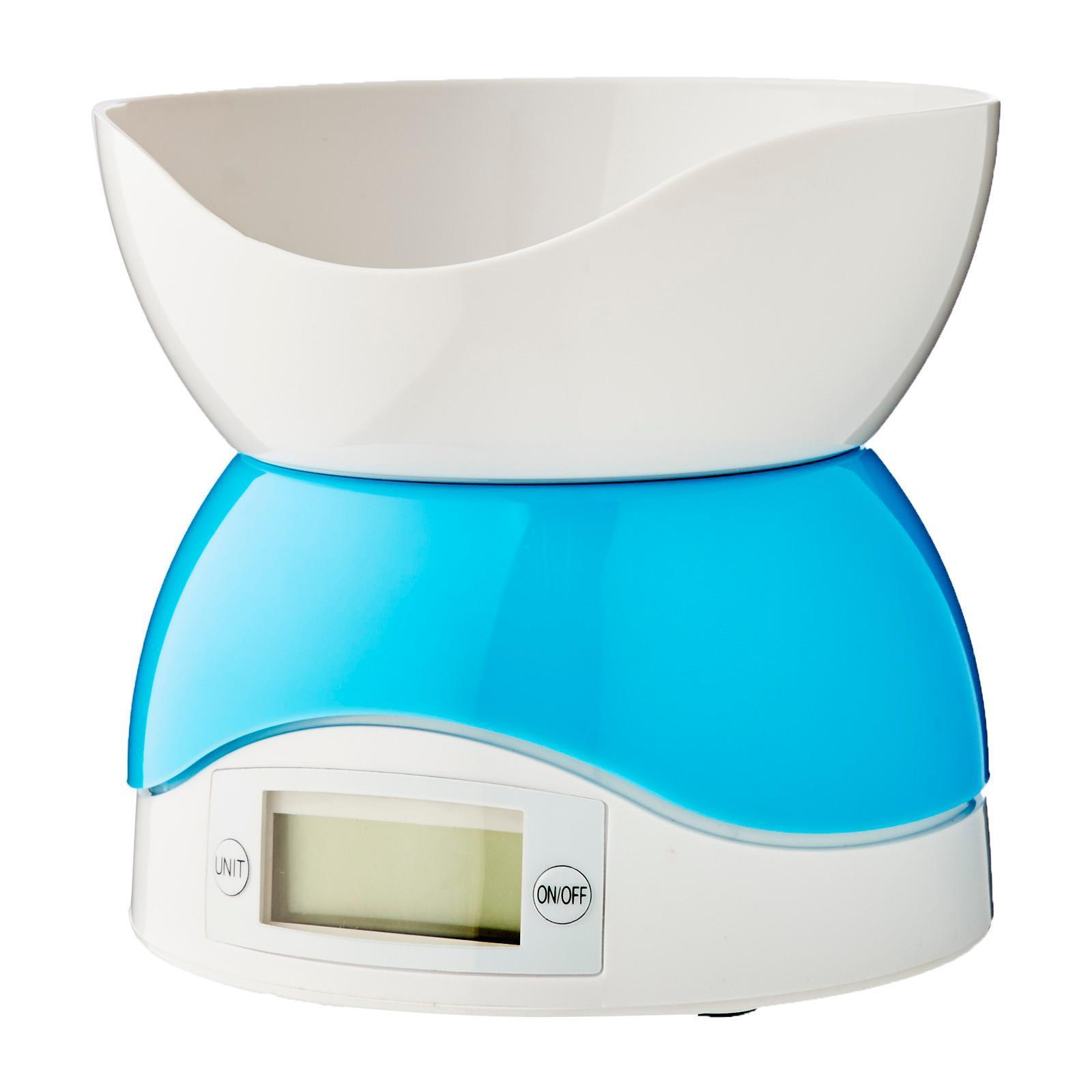 Sugasa Electronic Kitchen Scale Blue