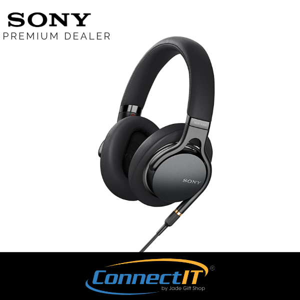 Sony MDR-1AM2 Wired High Resolution Audio Overhead Headphones (1 Year Local Warranty) Singapore