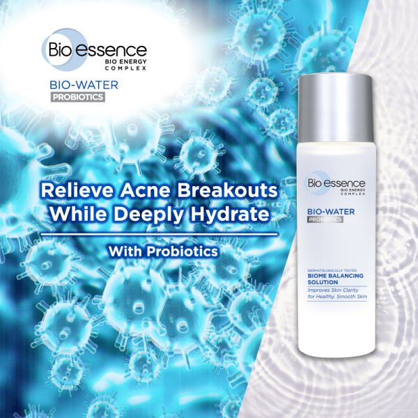Buy Bio Essence Bio-Water Probiotics Biome Balancing Solution 100ml Singapore