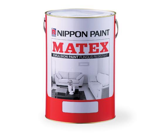Nippon Paint Matex (White) 7L